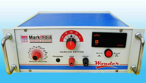 Wonder Metal Marking Machine