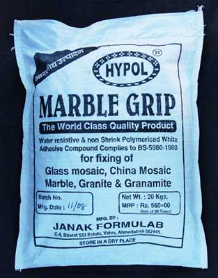 Glass Mosaic Adhesive