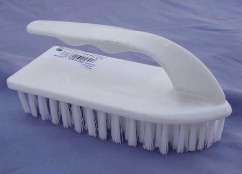 Plastic Cloth Brush