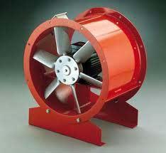 Tubeaxial Fan