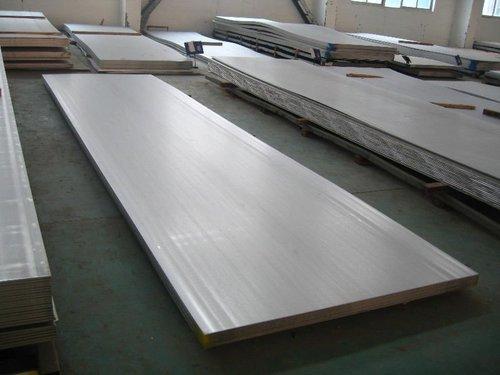 Stainless Steel Plain Plates
