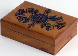 wooden decorative boxes 01 - Decorative Wooden Boxes