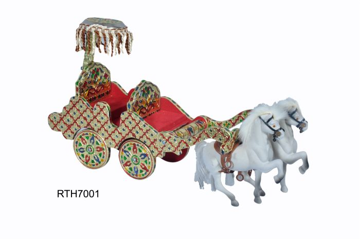Decorative rath decorative chariot handicraft rath suppliers for Decorative home products
