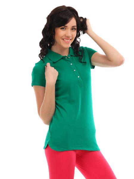 Ladies Polo T-Shirt 02