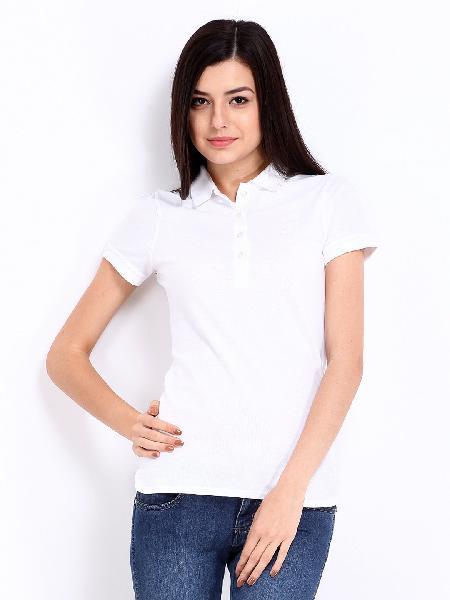 Ladies Polo T-Shirt 05