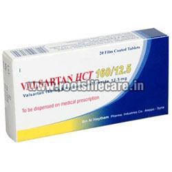 Valsartan HCT 160-12.5 Tablets