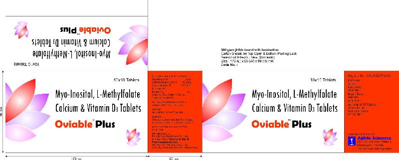 Oviable Plus Tablets