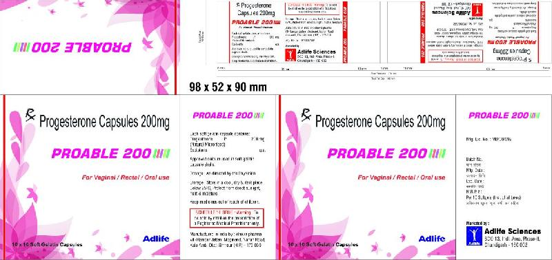 Proable Capsules