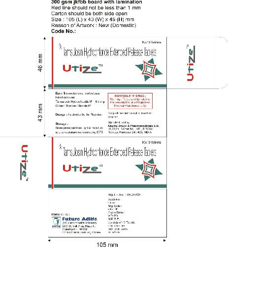 Utize Tablets