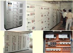 Electrical Control Panel