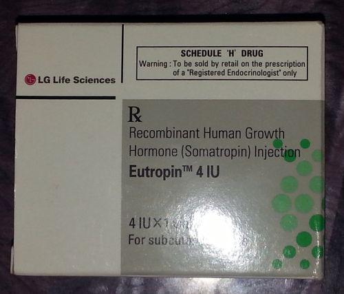Eutropin 4 IU Injection