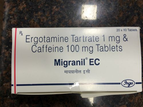 Migralin EC Tablets