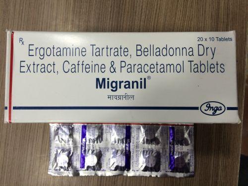 Migralin Tablets