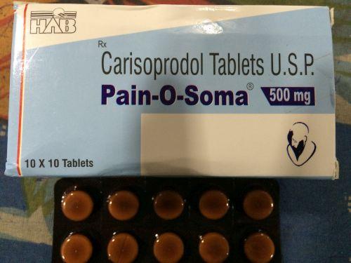 Pain-O-Soma Tablets