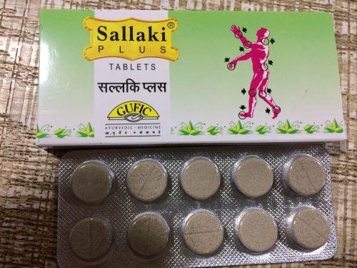 Sallaki Plus Tablets