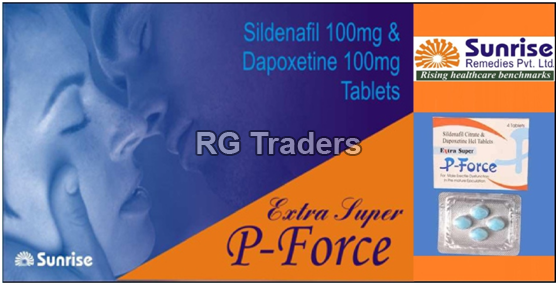Extra Super P-Force Tablets