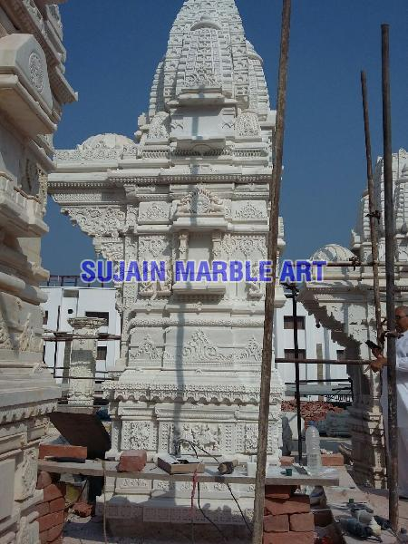 Marble Crafted Temple 03