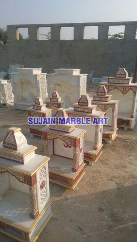 Marble Painting Temple 03