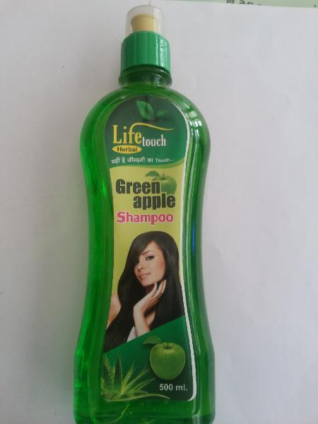 Life Touch Green Apple Shampoo