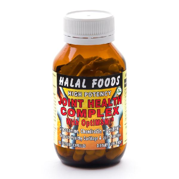 Joint Health Complex Capsules 01