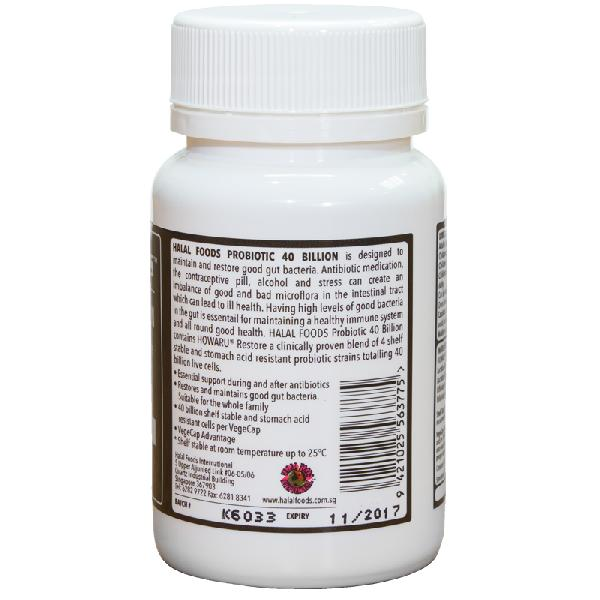 Probiotic 40 Billion Capsules 03