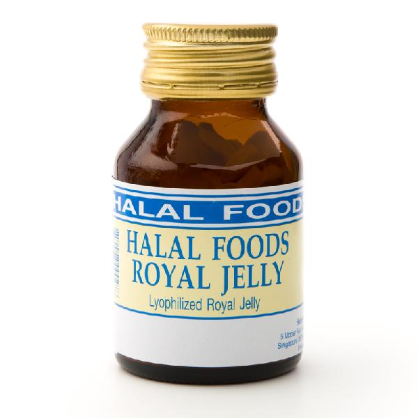 Royal Jelly Tablets 01