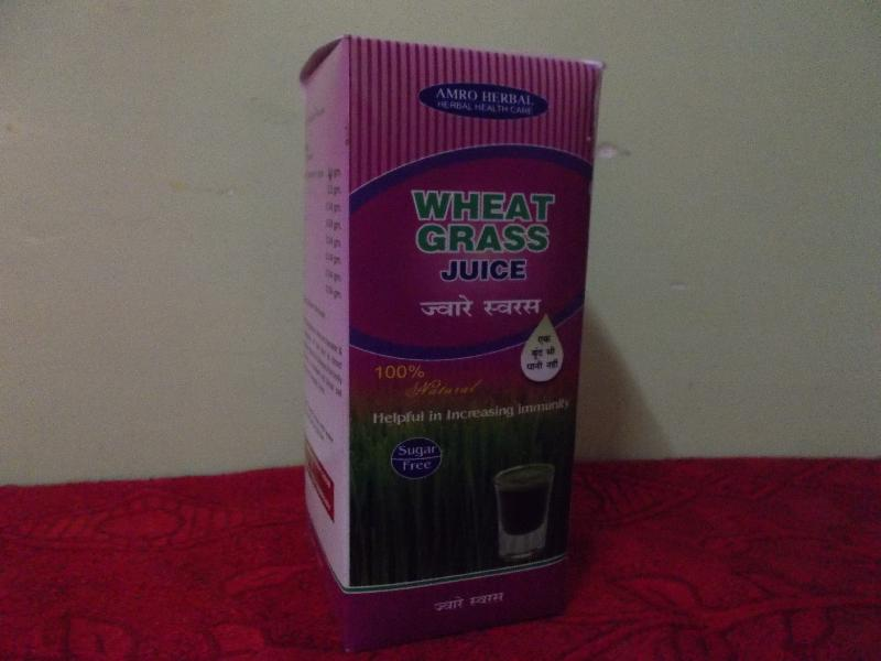 Wheatgrass Juice 06