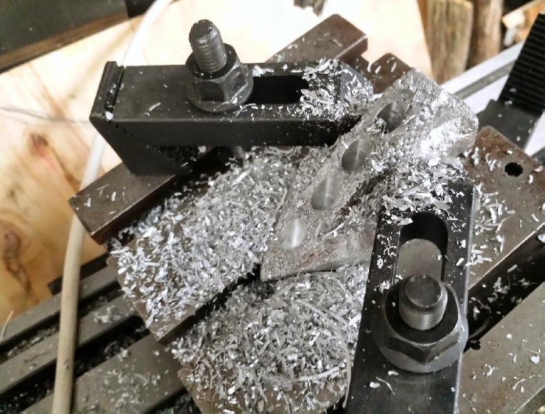Aluminium Alloy Casting 01