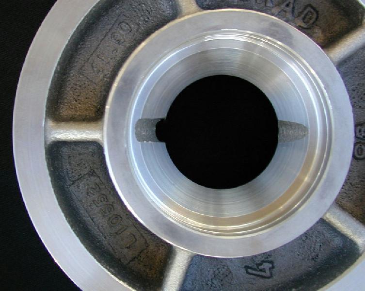 Aluminium Alloy Casting 04