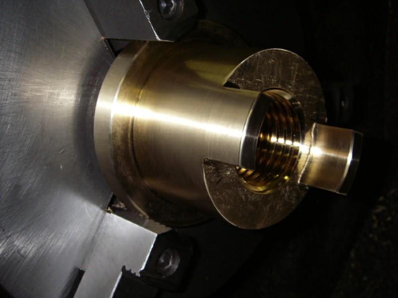 Aluminium Bronze Casting 02