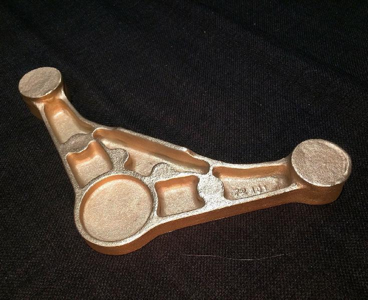 Copper Nickel Alloy Casting 01