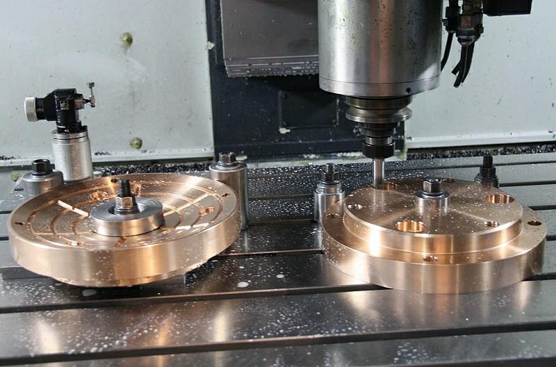 Copper Nickel Alloy Casting 03