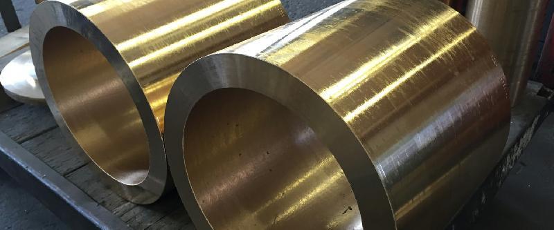 Copper Nickel Alloy Casting 04
