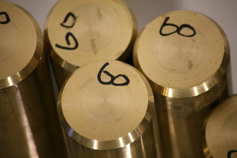 Gunmetal Rod 02