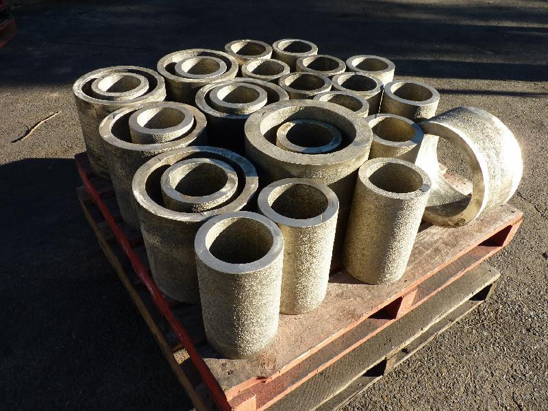 Manganese Bronze Casting 01