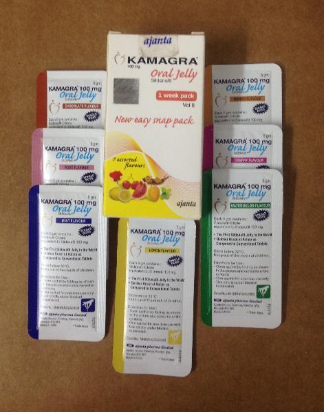 Vol-II Kamagra Oral Jelly