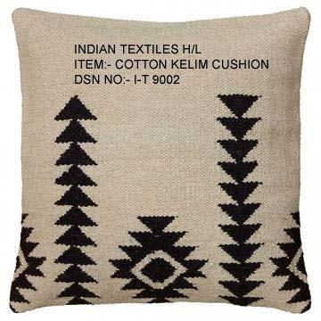 Cotton Kelim Cushions