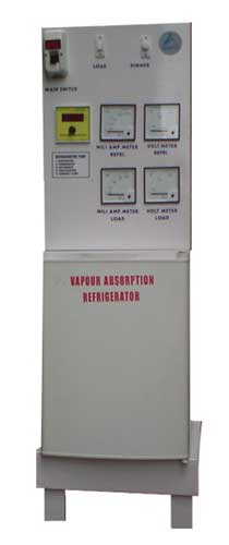 Vapour Absorption Refrigerator