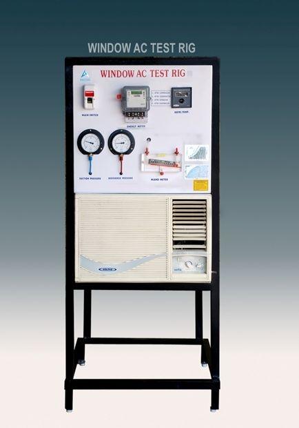 Window AC Test Rig