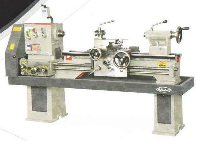 All Geared Lathe Machine (215)