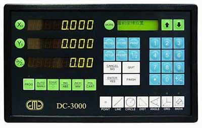 Digital Readout System (DC-3000 Series)