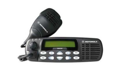 GM-338 Motorola Vehicle Mobile Radio