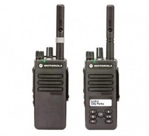 XiRP 6600 Motorola Digital Walkie Talkie