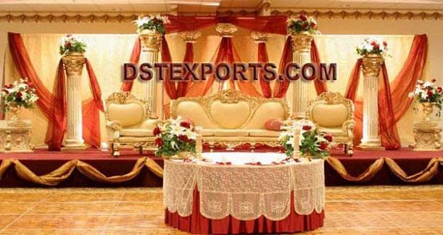 Asian Wedding Furniture