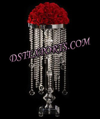 Wedding Crystal Centerpieces
