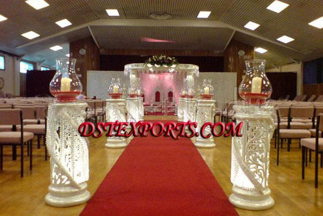 Wedding Decoration Pillars