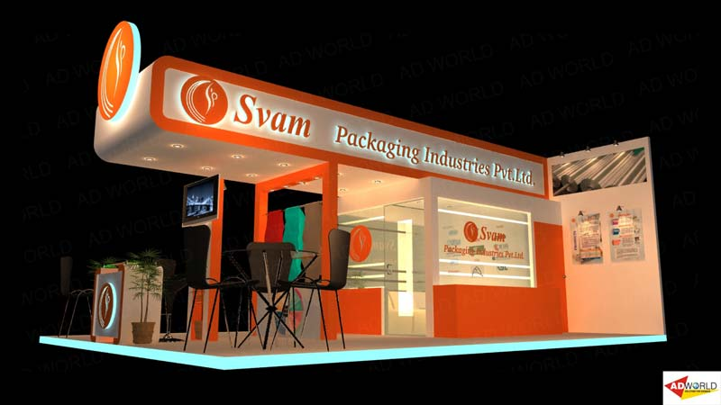 Exhibition Stall Manufacturer : D exhibition stalls manufacturers