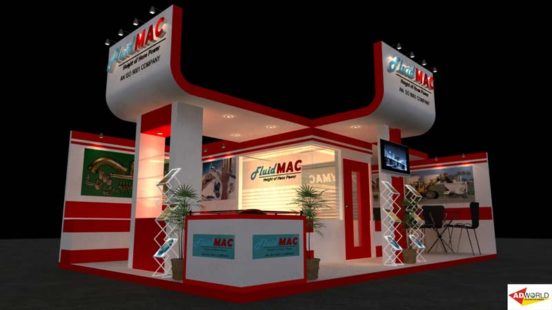 D Exhibition Stall Design Full : D exhibition stalls manufacturers
