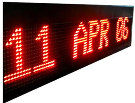 LED Moving Display Board-845164