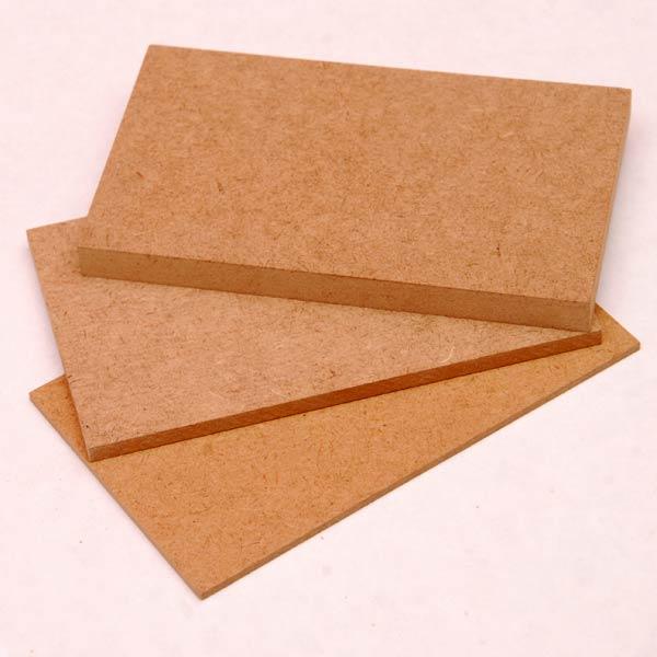 Raw MDF Boards
